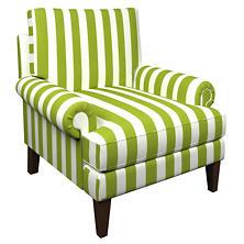Alex Green Easton Chair