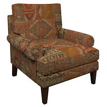 Anatolia Linen Easton Chair