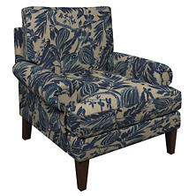 Antigua Linen Easton Chair