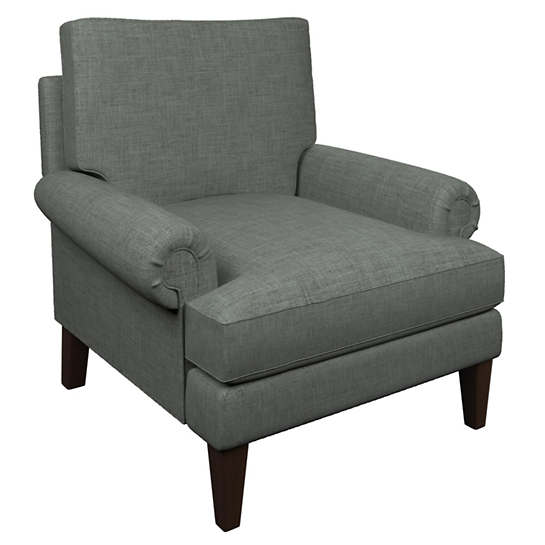 Canvasuede Ocean Easton Chair