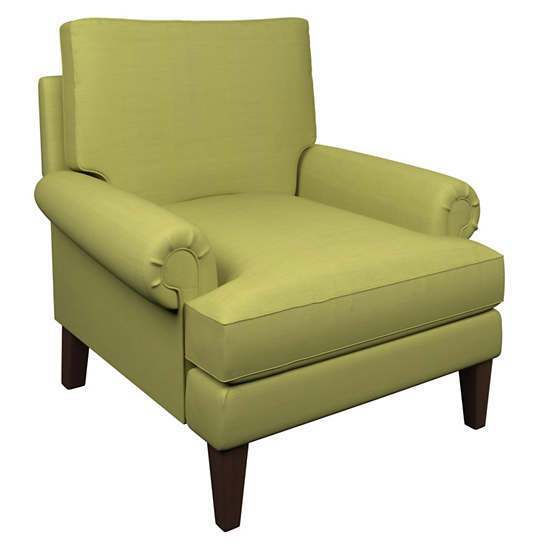 Estate Linen Green Easton Chair