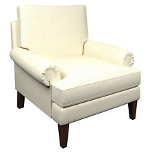 Estate Linen Ivory Easton Chair
