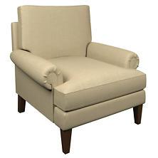 Estate Linen Natural Easton Chair
