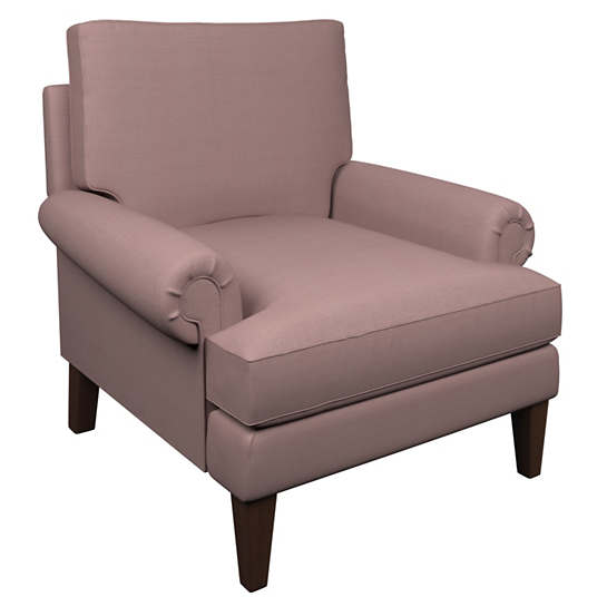 Estate Linen Zinc Easton Chair