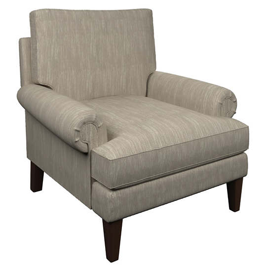 Graduate Linen Easton Chair