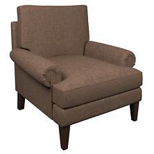 Greylock Brown Easton Chair