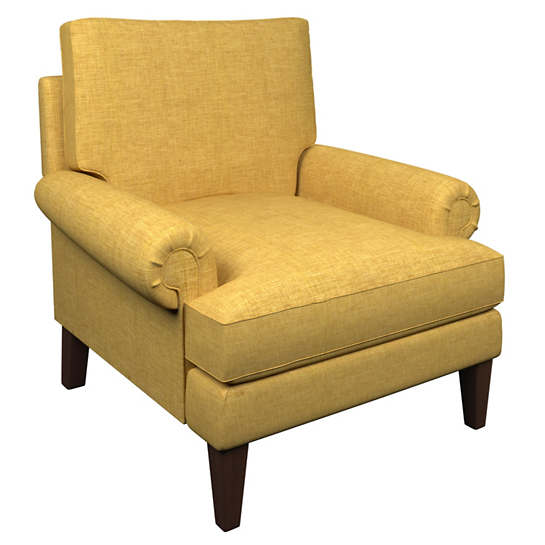 Greylock Gold Easton Chair