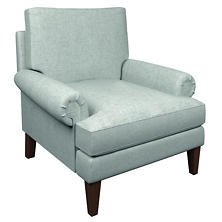 Greylock Light Blue Easton Chair