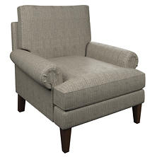 Pebble Grey Easton Chair