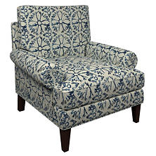 Aylin Linen Easton Chair