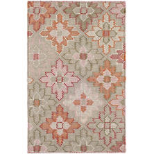 Edelweiss  Loom Knotted Cotton Rug