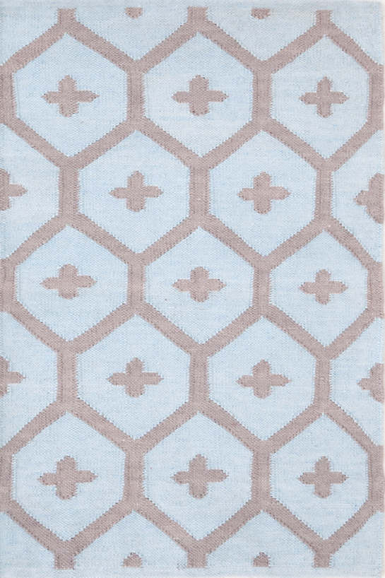 Elizabeth Blue Indoor/Outdoor Rug