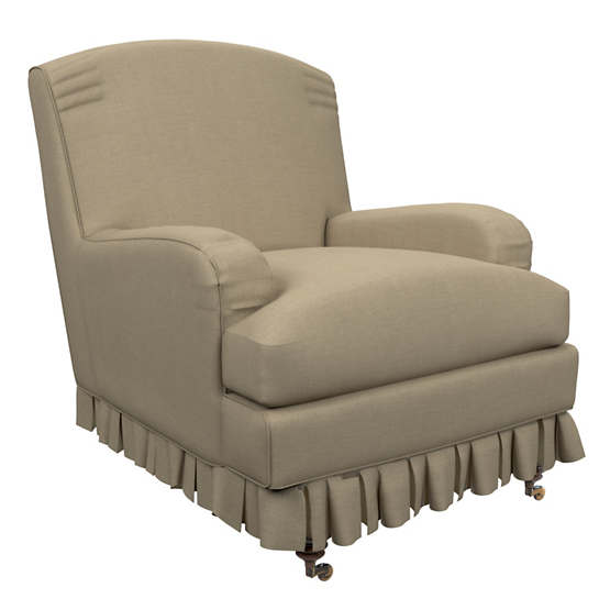 Estate Linen Natural Ellis Chair