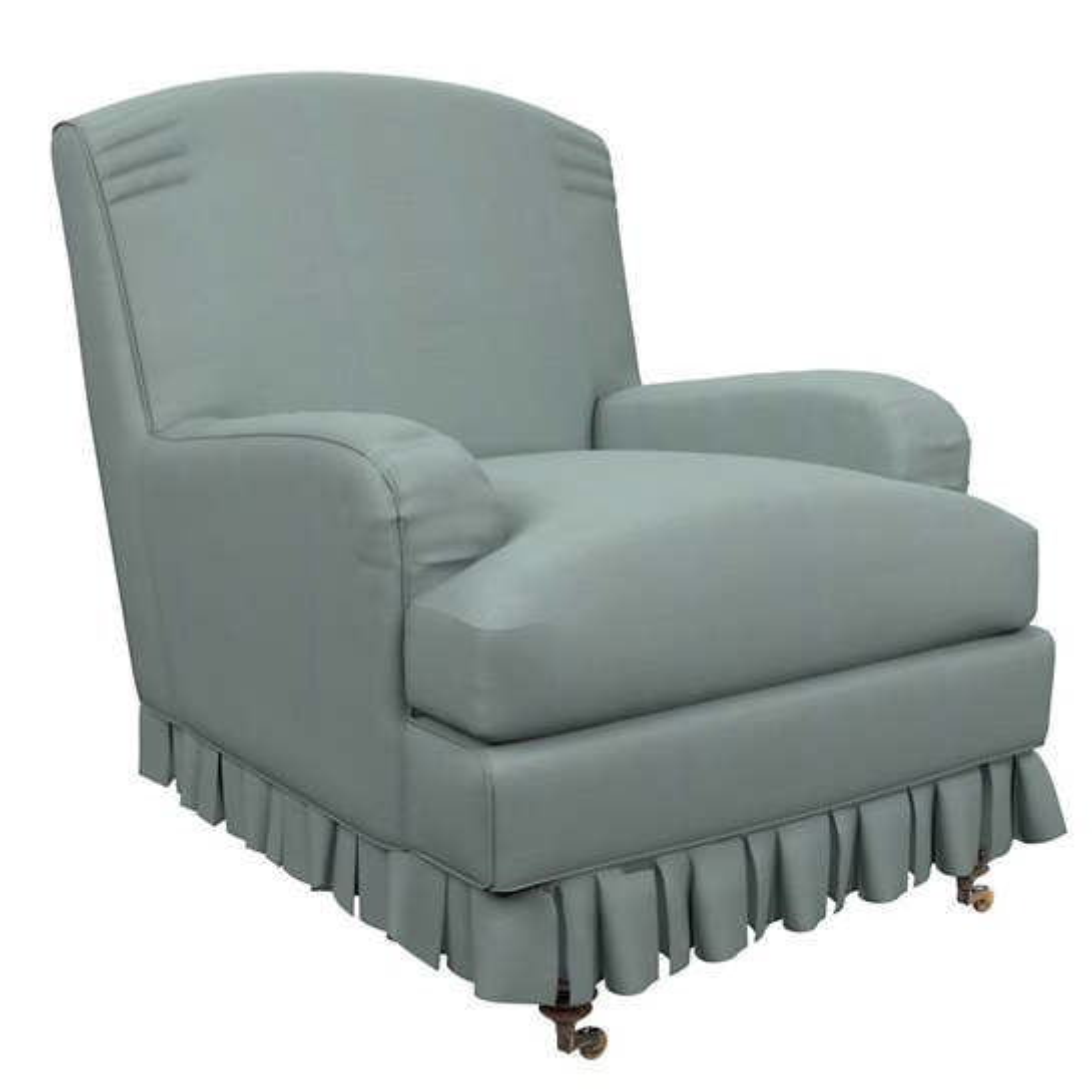 Estate Linen Sky Ellis Chair