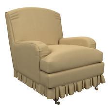 Estate Linen Wheat Ellis Chair