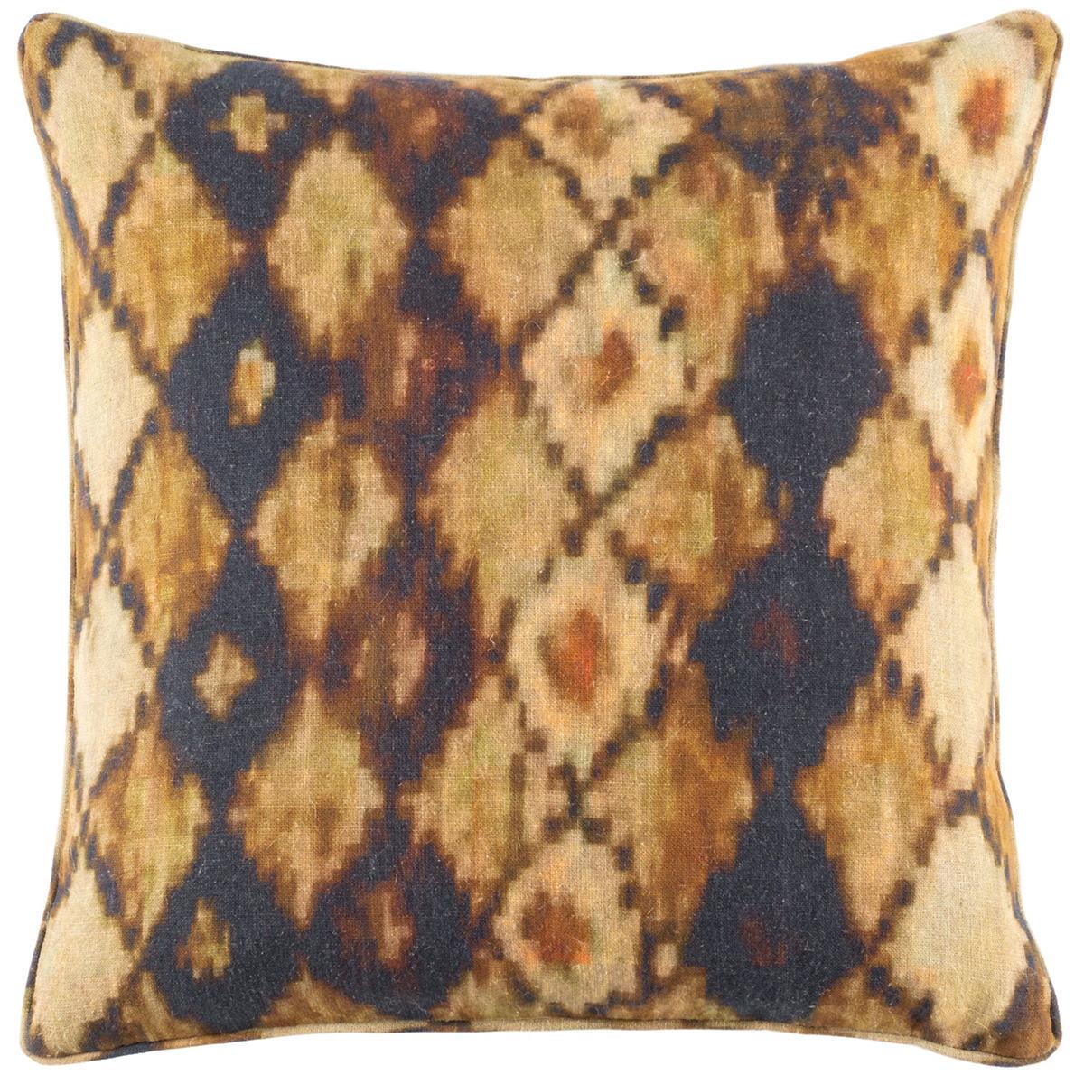 Emali Linen Decorative Pillow