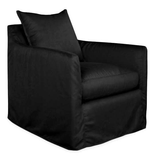 Enjoy The View Outdoor Chair Black Heathered