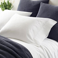 Essential Sateen White Pillowcases