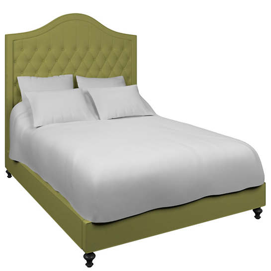 Estate Linen Green Essex Bed