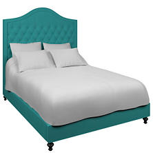 Estate Linen Turquoise Essex Bed