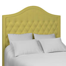 Estate Linen Citrus Essex Headboard