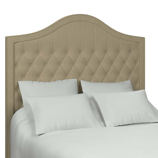 Estate Linen Natural Essex Headboard