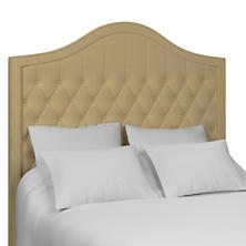 Estate Linen Wheat Essex Headboard