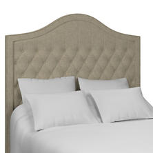 Greylock Grey Essex Headboard