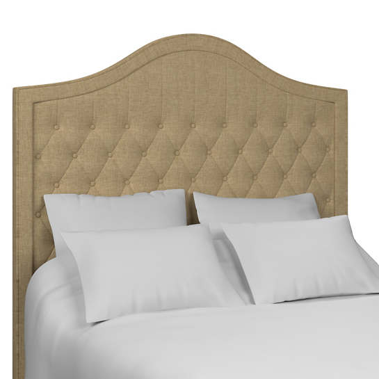 Greylock Natural Essex Headboard