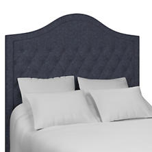 Greylock Navy Essex Headboard