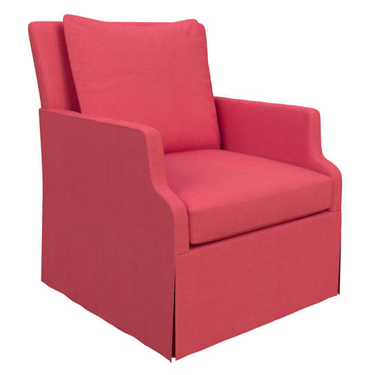 Estate Linen Azalea Aix Chair