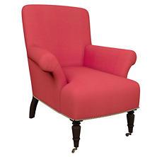 Estate Linen Azalea Barrington Chair