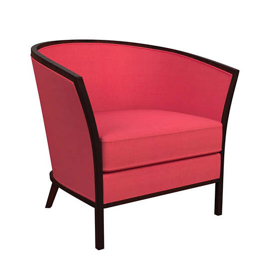 Estate Linen Azalea Bijou Chair
