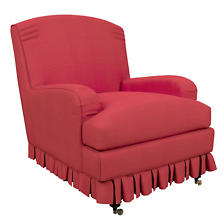 Estate Linen Azalea Ellis Chair