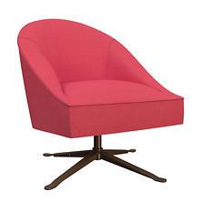 Estate Linen Azalea Embrace Chair