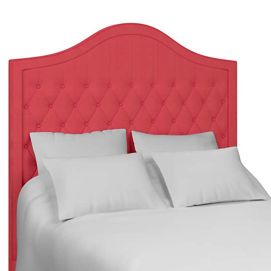 Estate Linen Azalea Essex Headboard