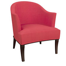 Estate Linen Azalea Lyon Chair