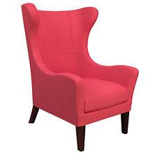 Estate Linen Azalea Mirage Tobacco Chair