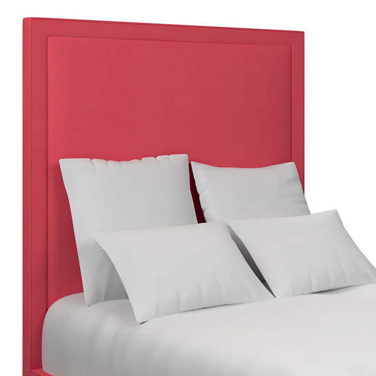 Estate Linen Azalea Stonington Headboard