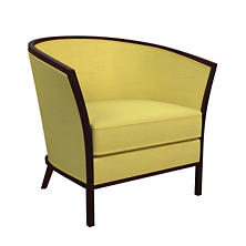 Estate Linen Citrus Bijou Chair
