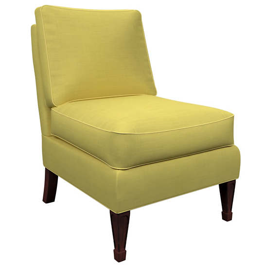 Estate Linen Citrus Eldorado Chair