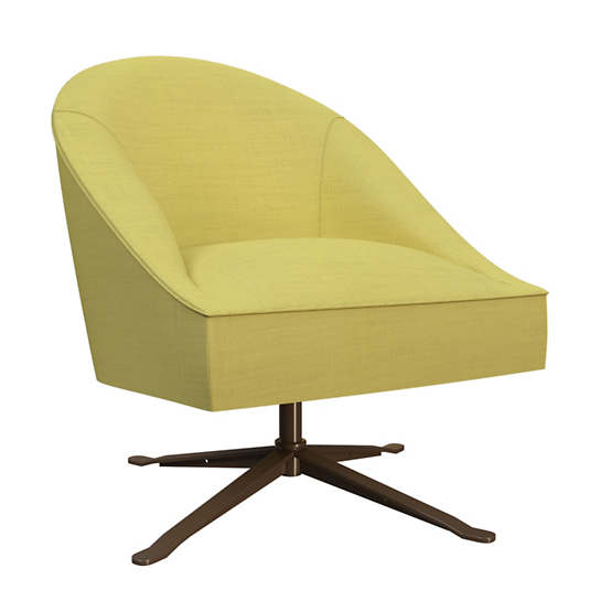 Estate Linen Citrus Embrace Chair