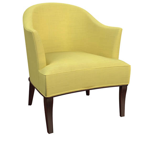 Estate Linen Citrus Lyon Chair