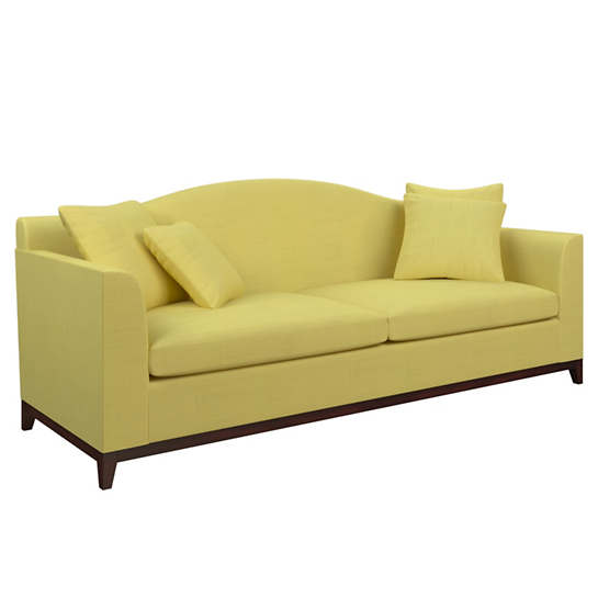 Estate Linen Citrus Marseille Sofa
