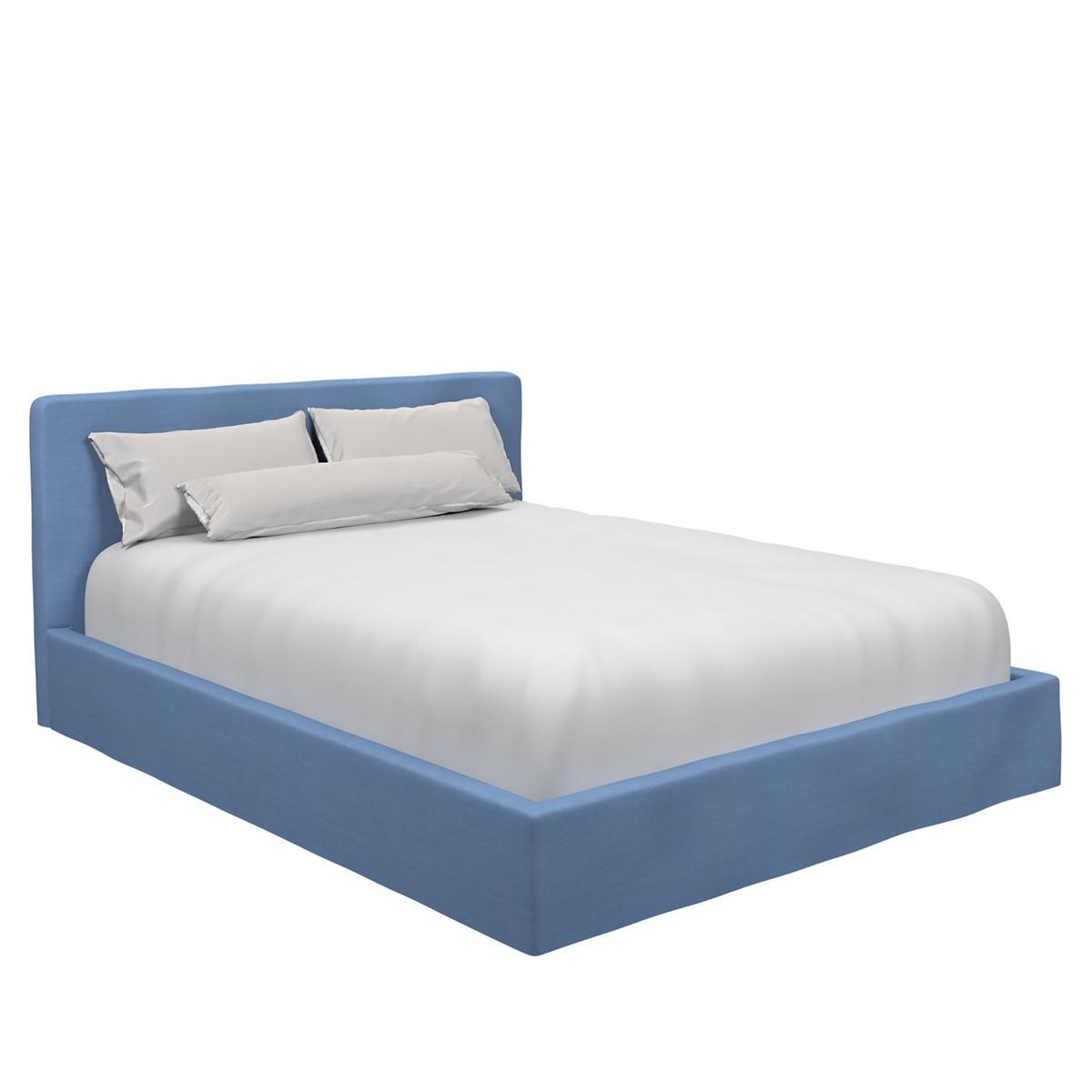 Estate Linen French Blue Loft Bed