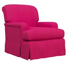 Estate Linen Fuchsia Longford Chair