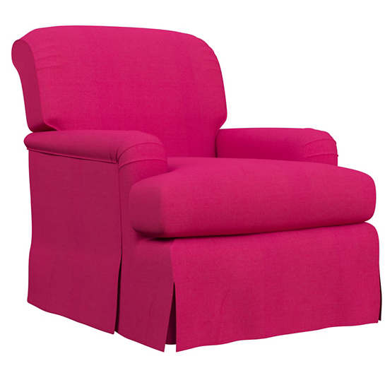 Estate Linen Fuchsia Longford Chair