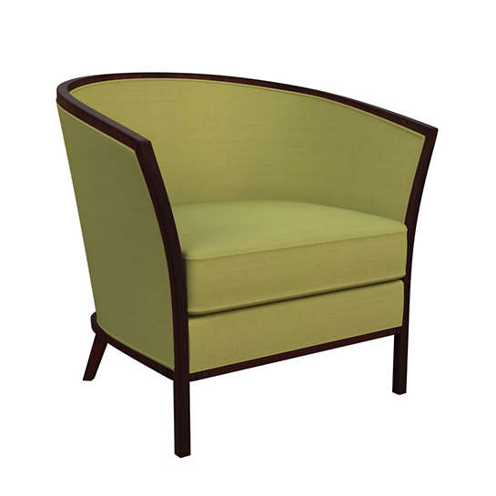 Estate Linen Green Bijou Chair