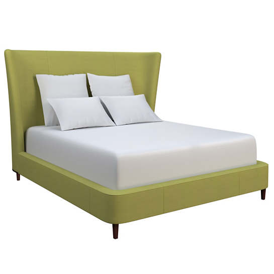 Estate Linen Green Boulevard Bed