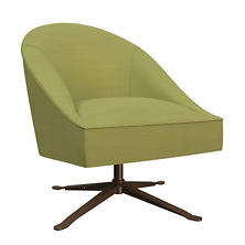 Estate Linen Green Embrace Chair